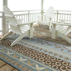 Kaleen makes incredible outdoor rugs that don't compare! Get yours today!