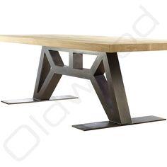 Robuuste tafels - The Flying Dutchman - Oldwood - De Woonwinkel