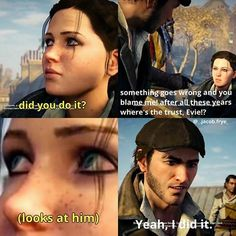 The incredible twins - Yıldız Fırsat Assassin's Creed I, Assassins Creed Memes, Assassins Creed Odyssey, Dragon Age, Skyrim, Deutsche Girls, Videos Fun, Gaming Memes, Dimples