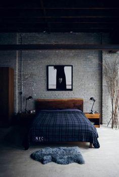 Mens Bedroom Interior Design Pinvishka Gurin On Design  Pinterest