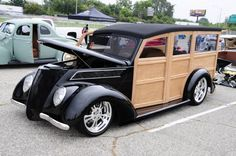 1937 Ford Woody Maintenance of old vehicles: the material for new cogs/casters/gears/pads could be cast polyamide which I (Cast polyamide) can produce