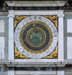 Brescia, Italy - The clock tower by cienne45