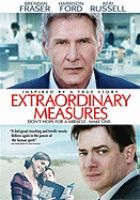 """On the fast track and ready to taste the success of corporate America, John Crowley walks away from it all in hopes of finding a cure for two of his fatally ill children. DVD/E. 2010. Based on the book """"The Cure"""" by Greeta Anand."""