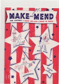 Make Mend For Victory 1942 (free online book)