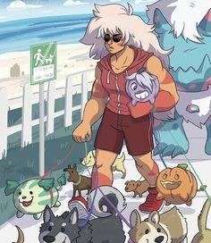Jasper:pet whisperer