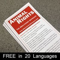 """Professor Francione is Interviewed About Abolitionist Animal Rights on """"Breaking the Set"""""""