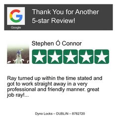 Wow! One of our customers just left on our Review Page a 5-star Review! Want to Review us too? Click or Tap here: https://hoy.cc/1ck