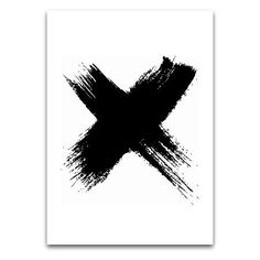 Kaart Cross black and white card A4 Poster, Poster Prints, Posters, Overlays, Arte Dope, Poster Decorations, Trash Polka Tattoo, Black And White Prints, Abstract Pattern