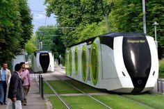 Zieleń dla tramwajów | Przedstawiamy relatywnie nowe zjawisko z kategorii miejskich rozwiązań proekologicznych—zielone torowiska tramwajowe.
