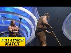 FULL-LENGTH MATCH - Tag Team Buried Alive Match - YouTube