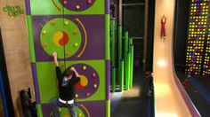 Clip 'N Climb creators, John Targett and Tim Wethey, have revolutionized indoor climbing.     John's background in the amusement industry and Tim's in the design of climbing walls was the catalyst for turning indoor climbing into an exciting and attractive mainstream recreational activity...for everyone.
