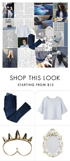 """""""'i like the sad eyes, bad guys, mouth full of white lies'"""" by princessalexandra13 ❤ liked on Polyvore featuring Talli, Zadig & Voltaire, Alexander Wang, Indigo Child, GHETTO FAB, alexisaprincess and alexandraseethis"""