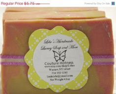 Spring sale Couture Hotness Handmade Luxury  Soap by Lehrs on Etsy, $3.74