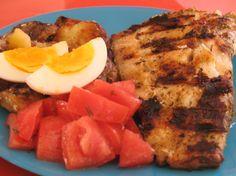 Grilled Fish Recipe - Food.com