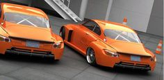 2010 Saab Custom 1968 by Vizualtech - Duo Orange - - Wallpaper Volvo, Saab Automobile, Der Computer, Saab 900, Car Hd, Modified Cars, Bugatti, Custom Cars, Concept Cars