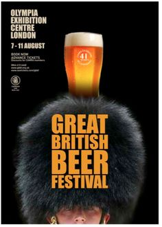 GREAT BRITISH BEER FESTIVAL