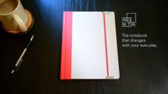 The Sorta Is a Flexible Notebook with Removable, Rearrangeable Pages
