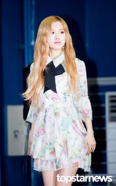 Rosé @ 6th Gaon Chart Awards