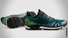Кроссовки для бега по пересечённой местности Adidas Terrex Agravic Shoes