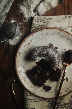 Chocolate Lava Cake   Styling by Kay Isabedra Chocolate Lava Cake, Prop Styling, Fashion Cakes, Lava Cakes, Food, Style, Swag, Essen, Meals