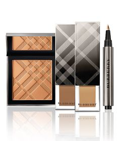 Burberry Makeup, some of the best foundation for summer. Won't melt off your face!