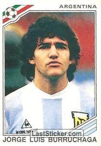 Jorge Luis Burruchaga (Argentina)