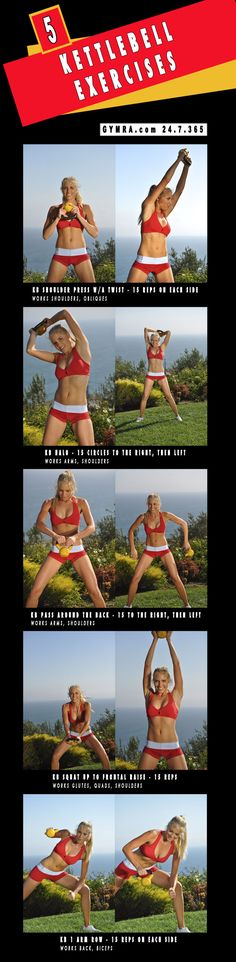 http://www.gymra.com/blog/5-kettlebell-moves 5 Kettlebell Moves Love my kettleballs
