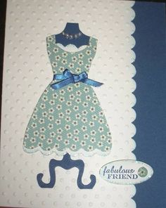 Dress it Up by Nan Cee's - Cards and Paper Crafts at Splitcoaststampers