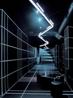 Social Club, Paris - best atmosphere of any club Pulsate has been to  http://www.justleds.co.za