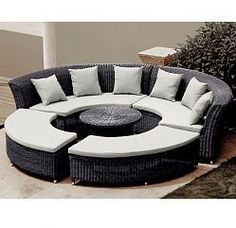 #homeinfatuation.com      #sofa                     #Home #Infatuation #Circular #Outdoor #Sofa #HomeInfatuation.com.             Home Infatuation Circular Outdoor Sofa at HomeInfatuation.com.                                          http://www.seapai.com/product.aspx?PID=434238