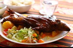 What to eat in Ecuador