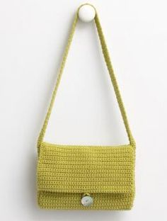 Girl's Crochet Shoulder Bag pattern