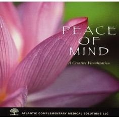 Peace of Mind:  Hypnotherapy/ Guided Imagery CD reduces anxiety and increases feelings of well being. optimism and safety. Additional tracks encourage relaxation and sound sleep. Very powerful CD. People report powerful changes when used daily.
