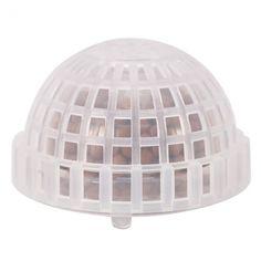 Plastic Aquarium Fish Tank Plastic Moss Ball Filter Decor For Live Plant Cultivation Holder House Holder Decoration Accessories