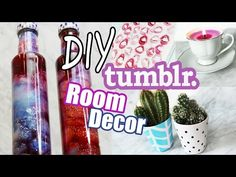 DIY Room Decor | Tumblr Inspired - YouTube