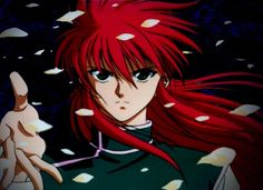 Kurama from YuYu Hakusho