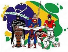 Capoeira - The Justice League