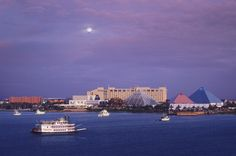 Moody Gardens Resort - Galveston Island, TX  ...possible wedding venue