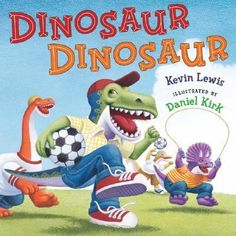 A silly, read-aloud picture book based on a classic jump-rope rhyme: Dinosaur, dinosaur, run outside and play. Busy-whizzy dinosaur, all the livelong day!