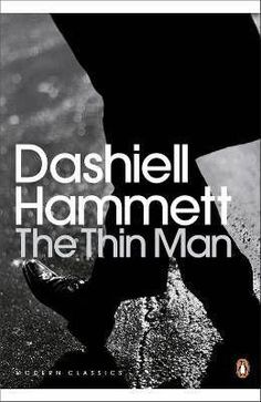 Dashiell Hammett - The thin man. One of my most favorite movies of all time and the book is just as great.
