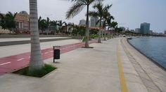 Marginal Avenida Cuatro de Fevereiro, Luanda Angola