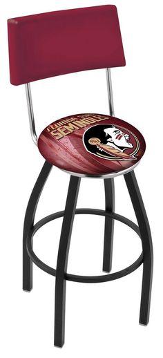 Florida State (Head) Bar Stool L8B425FSU-HD-D2