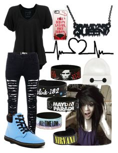 """""""Graveyard queen👑"""" by maddhatterx ❤ liked on Polyvore featuring Free People, Casetify, Dr. Martens, Disney and Thinkoftheuniqueones"""