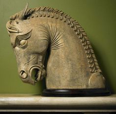 Horse, from Persepolis