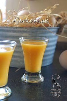 Kulinarne przygody Gatity: Adwokat, domowy ajerkoniak