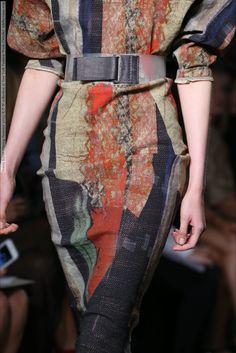 Donna Karan (Spring-Summer 2015) R-T-W collection at New York Fashion Week (Details)  #DonnaKaran #NewYork