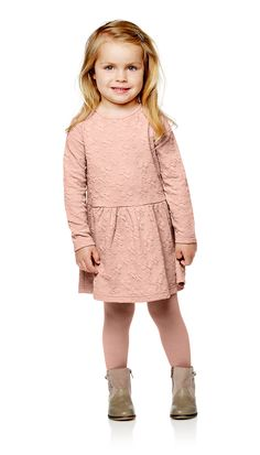 Gable Lt Dress, Rose - POMPdeLUX