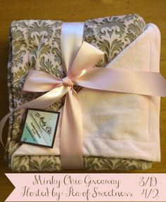 Minky Chic Giveaway