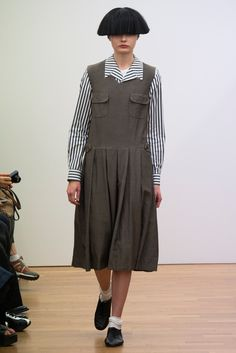 Comme des Garçons Comme des Garçons Spring 2015 Ready-to-Wear - Collection - Gallery - Look 3 - Style.com