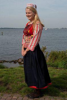 Gids in Klederdracht #NoordHolland #Marken